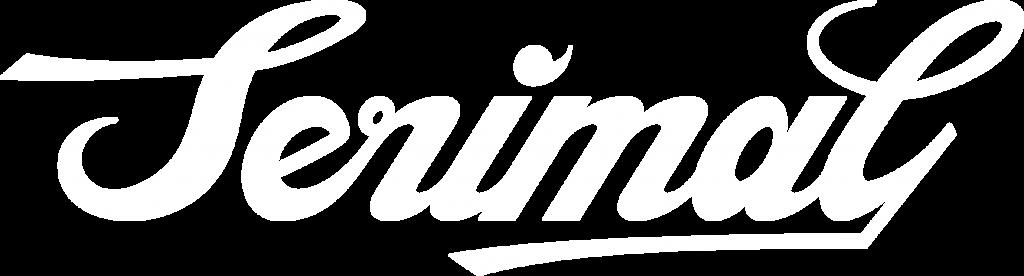 serimal_lettering_white