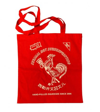 seriracha TOTE bag