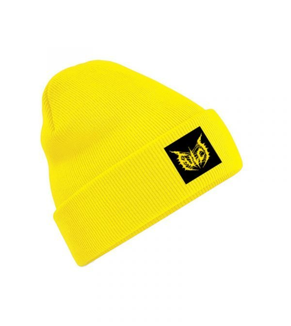 fulci beanie yellow