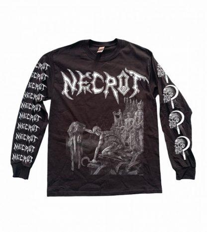 necrot mortal longsleeve
