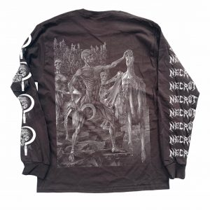 necrot mortal longsleeve back