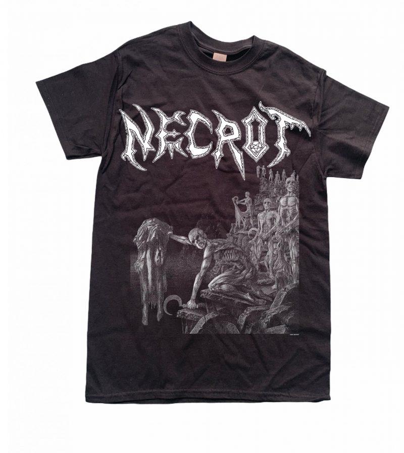 necrot mortal tee